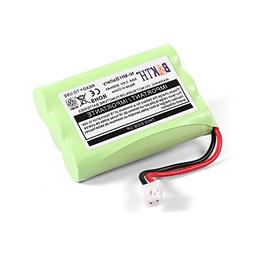 BAKTH 900mAh 3.6V NI-MH Replacement Battery for Motorola MBP