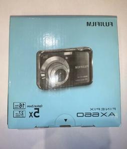 NIB Fujifilm FinePix AX660 5X optical zoom 16.0MP Digital Ca