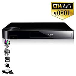HD 1080P X 720 NIGHT VISION BLURAY DVD PLAYER HIDDEN CAMERA