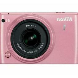 Nikon 1 S1 10.1 MP HD Digital Camera  Body only