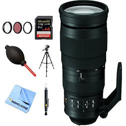 Nikon AF-S FX Full Frame NIKKOR 200-500mm f/5.6E ED Zoom Len