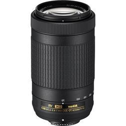 Nikon AF-P DX NIKKOR 70-300mm f/4.5-6.3G ED Lens for Nikon D
