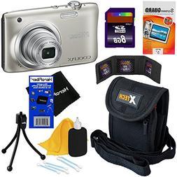 Nikon COOLPIX A100 20.1 MP Digital Camera with 5x Zoom NIKKO