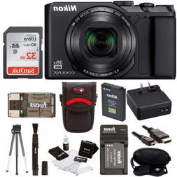 Nikon Coolpix A900 Digital Camera  w/ 32GB Card & Accessory