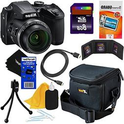 Nikon COOLPIX B500 16MP CMOS Wi-Fi, NFC Digital Camera with