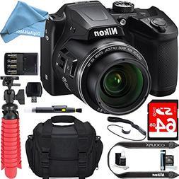 Nikon COOLPIX B500 16MP 40x Optical Zoom Digital Camera w/ B