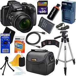 Nikon COOLPIX B700 Wi-Fi, NFC Digital Camera with 60x Zoom &