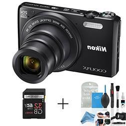 Nikon Coolpix S7000 16 MP Digital Camera with 20x Optical Im