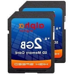 Nikon D50 D40 D40X D3300 Digital Camera Memory Card 2x 2GB S