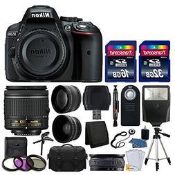 Nikon D5300 DSLR Camera + Nikon 18-55mm VR AF-P Lens + Trans