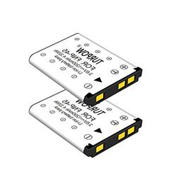NP 45 Battery-TURPOW 2 Pack Replacement Battery for NP-45 NP