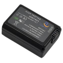 NP-FW50 Battery for Sony NPFW50 Alpha 5000 5100 A6300 A6000
