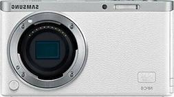 Samsung NX Mini Mirrorless Digital Camera - White