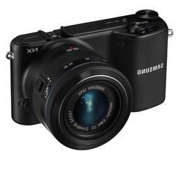 Samsung NX2000 20.3MP CMOS Smart WiFi Mirrorless Digital Cam