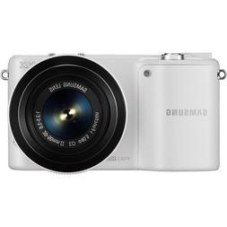 Samsung NX2000 Mirrorless Digital Camera with 20-50mm f/3.5-