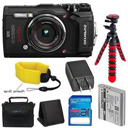 Olympus TG-5 Waterproof Camera with 3-Inch LCD  with I3ePro