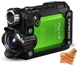 Olympus TG-Tracker with 1.5-Inch LCD  & Super Savings Lens C