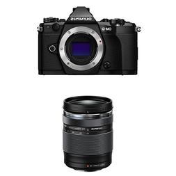 Olympus OM-D E-M5 Mark II Mirrorless Camera  with 14-150mm I