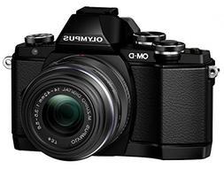 Olympus OM-D E-M10 Mirrorless Digital Camera with 14-42mm F3