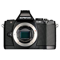 Olympus OM-D E-M5 16MP Live MOS Interchangeable Lens Camera