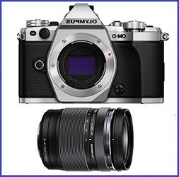 OM-D E-M5 Mark II Mirrorless Micro Four Thirds Digital Camer