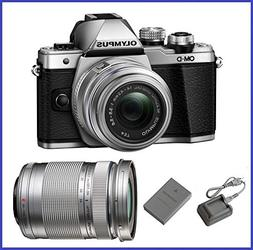 Olympus OM-D E-M10 Mark II Mirrorless Micro Four Thirds Digi