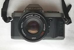 Pentax P30T 35mm Film Camera w/ Lens