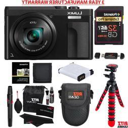 Panasonic DC-ZS70K Lumix 20.3 Megapixel, 4K Digital Camera,