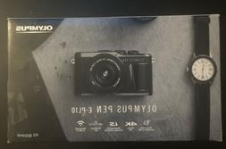Olympus PEN E-PL10 Mirrorless Camera with M.Zuiko 14-42mm Le