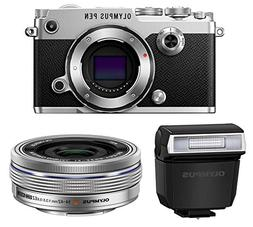 Olympus PEN-F Mirrorless Micro Four Thirds Digital Camera wi