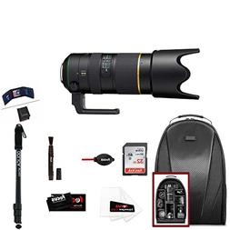 Pentax HD D FA 70-200mm f2.8ED DC AW Telephoto-Zoom Lens for