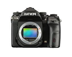 Pentax K-1 Full Frame DSLR Camera Body Only, Transcend 64 GB