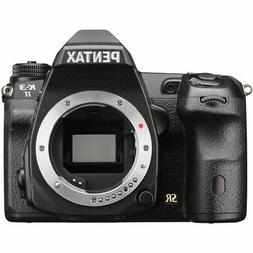 Pentax K-3 II 24.35 MP Digital SLR Camera Body Only