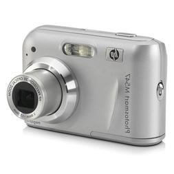 HP Photosmart M547 6.2MP Digital Camera with 3x Optical Zoom