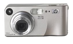 HP Photosmart M407 4MP Digital Camera with 3x Optical Zoom &