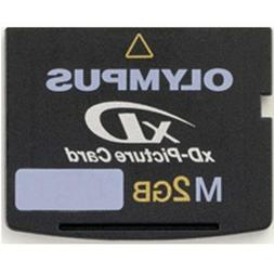 2GB Olympus xD Picture 2G Memory Card 2 GB Type M