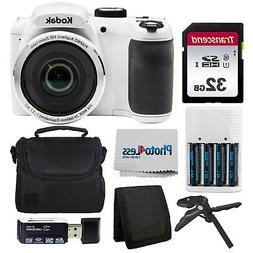 Kodak PIXPRO AZ252 Digital Camera  Kit + 32GB Memory Card +