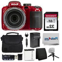 Kodak PIXPRO AZ421 Digital Camera  Bundle with SD Card, Case