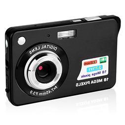 KINGEAR PL001 2.7 inch TFT LCD HD Mini Digital Camera