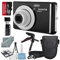 Polaroid iEX29 18MP 10x Digital Camera  and Accessory Bundle