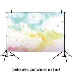 Allenjoy 10x6.5ft portrait photography backdrop watercolor c