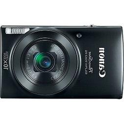 Canon Powershot 190 Is 20 Megapixel Compact Camera - Black -