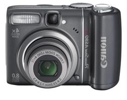 Canon PowerShot A590IS 8MP Digital Camera with 4x Optical Im
