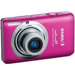 Canon PowerShot ELPH 100 HS 12.1 MP CMOS Digital Camera with