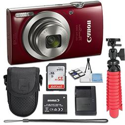 Canon PowerShot ELPH 180 20 MP Digital Camera  with 8x Optic
