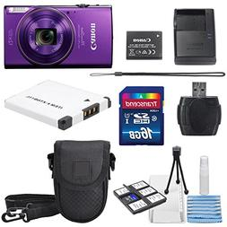 Canon PowerShot ELPH 360 HS  with 12x Optical Zoom and Built
