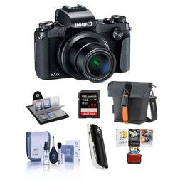 Canon PowerShot G1 X Mark III Digital Point & Shoot Camera -