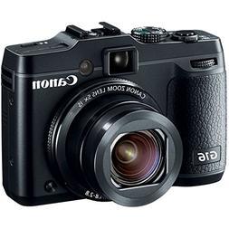 Canon PowerShot G16 12.1 MP CMOS Digital Camera with 5x Opti