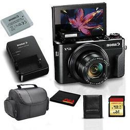 Canon PowerShot G7 X Mark II Digital Camera Bundle 2