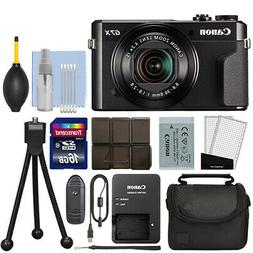 Canon PowerShot G7x Mark II 20.1MP Digital Camera 4.2x Optic